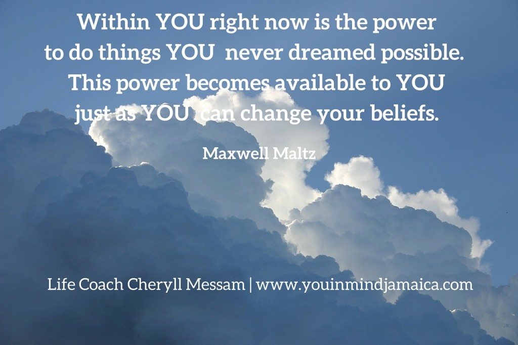 The Power to Change Beliefs